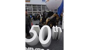 Foto de La minicargadora de Case Construction Equipment celebra su 50 aniversario en Bauma 2019