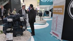 Foto de Kubota BUEE mostró en Bauma 2019 su innovador sistema Micro-Hybrid