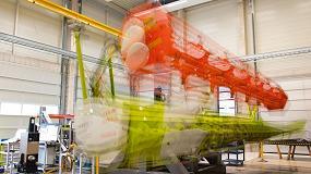 Foto de Claas inaugura un nuevo centro de ensayos en Alemania