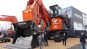 Foto de Hitachi Construction Machinery 'conecta' con los asistentes a Bauma
