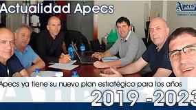 Foto de Apecs elabora su nuevo plan estratégico para 2019-2023