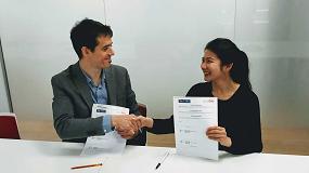 Foto de Firma de acuerdo entre Asebioy la Taiwan European Biotech Association