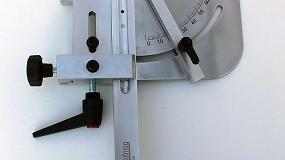 Foto de Metalmaq realiza el retrofiting de su escuadra manual con ángulo variable modelo 53004