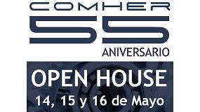 e817edb92ecf Comher cumple su 55 aniversario con un open house