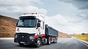 Foto de Renault Trucks ofrece el vehículo a medida T X-Road con excelentes condiciones