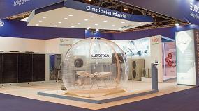 Foto de Eurofred distribuye en exclusiva los productos de Zonair3D en Europa y Sudamérica
