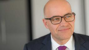 Foto de Alex Jeffrey, nuevo CEO de Savills Investment Management