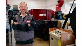 Foto de Jorge Sáez Murgui, nuevo director de operaciones de Mayper