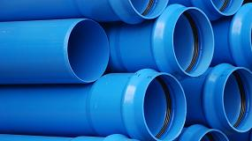 Foto de Redes de abastecimiento de agua con tuberías TOM y accesorios ecoFITTOM de PVC-O de Molecor