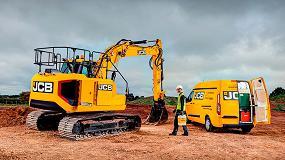 Foto de JCB presenta los nuevos modelos de excavadoras de cadenas de la Serie X, de 14 y 15 toneladas