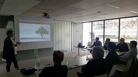 Foto de La AEI Tèxtils organiza un encuentro de socios que incluye un taller sobre comunicación en la empresa familiar