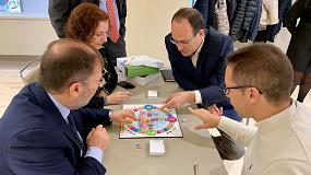 Foto de CEMA presenta 'Preven CEM', un divertido juego de mesa para difundir buenas prácticas entre los trabajadores del sector cementero