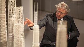 Foto de La Fundación COAM y SOM inauguran una exposición que explora los rascacielos más importantes del mundo