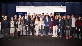 Foto de Proyectos Fin de Carrera de los Premios Veteco Asefave