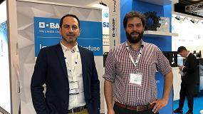 Foto de Sicnova, nuevo distribuidor de los materiales de BASF-Innofil3D para España y Latinoamérica