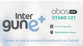 Foto de Abas Ibérica acudirá a la feria Intergune + 2019 en Bilbao