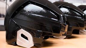 Foto de Cascos de hockey impresos en 3D: alta protección a medida