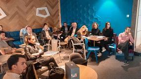 Foto de WEcontract BCN presenta el 'case study' del interiorismo del Icon Hotel BCN con la asistencia de 30 profesionales