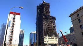 Foto de Propuestas de Ingenieros Industriales de Cataluña sobre la propagación de incendios por fachada