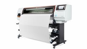 Foto de HP entra en la impresión textil, la decoración de interiores y la cartelería flexible con HP Stitch