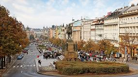 Foto de Videoobservación en la Plaza de Wenceslao y la Plaza de la Ciudad Vieja, Praga