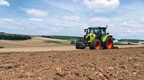 Foto de Gestión conjunta motor-transmisión en tractores con cambio escalonado (II)