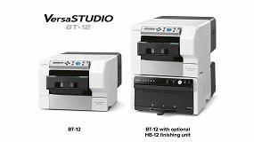 Foto de Roland DG lanza la impresora directa a prenda VersaStudio BT-12