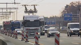Foto de Alemania prueba la primera autopista eléctrica con tráfico real