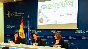 Foto de Presentación de Expoliva 2019 en el Ministerio de Agricultura