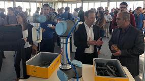 Foto de Universal Robots arranca en Santander un tour sobre robótica colaborativa para pymes