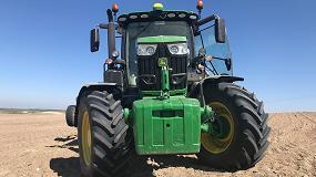 Foto de Mercado de tractores: un primer tercio de año para enmarcar