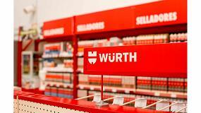 222135737f Foto de Würth inaugura cinco nuevos autoservicios en España