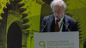 Foto de La 11ª Conferencia Española Passivhaus contará con la presencia de Wolfgang Feist, fundador del Passivhaus Institute