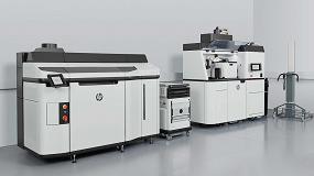 Foto de HP presenta su nueva impresora 3D HP Jet Fusion Serie 5200, nuevas alianzas y nueva red de fabricación digital