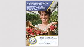 Foto de Campaña para fomentar la participación de agricultores y ganaderos en las elecciones europeas