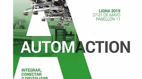 Foto de Biesse invita a los visitantes de Ligna 2019 a conocer el futura de la Industria 4.0