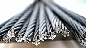 Foto de I+D en ensayos estáticos y dinámicos en acero para pretensado y alambres trenzados