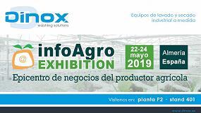 Foto de Dinox participa en Infoagro Exhibition