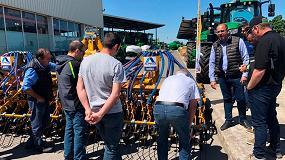 Foto de AG-Group ofrece formación a los equipos comerciales de Alpego