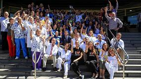 Foto de Lanzamiento masivo de besos: Carburos Metálicos Colabora con Fundación Atresmedia en la Celebración del Día del Niño Hospitalizado