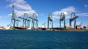 Foto de El Grupo Moldtrans inicia un nuevo servicio de transporte marítimo consolidado con Oriente Medio