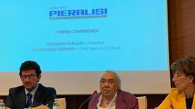 Foto de Pieralisi presenta a toda su nueva cúpula directiva en Expoliva