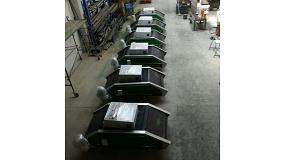 Foto de Drago Electrónica envía seis unidades de Overband a México