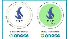 Foto de Anese organiza un webinar para explicar las novedades más recientes de sus Sellos ESE y ESE plus