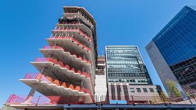 Foto de Ulma participa en la construcción del edificio 40 Tenth Avenue de Manhattan