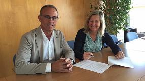 Foto de Afeb e IT by Ferroforma firman un acuerdo de colaboración