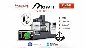 Foto de Innovalia presenta la metrología inteligente en máquina-herramienta con M3MH en Vigo