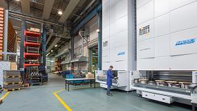 Foto de Modula System, un equipo 4.0 para fábricas inteligentes