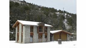 Foto de La Casa Arias, un ejemplo de construcción Passivhaus