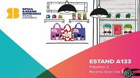 Foto de Roland DG presenta la tienda del futuro en Retail & Brand Experience World Congress 2019